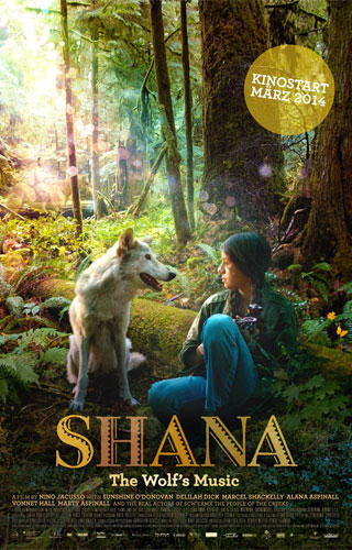 Shana - The Wolfs Music